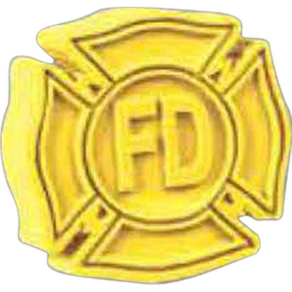 Custom Fire Department Symbol Pencil Top Eraser