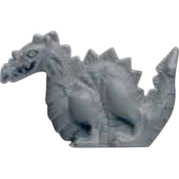 Customized Standing Dragon Pencil Top Eraser