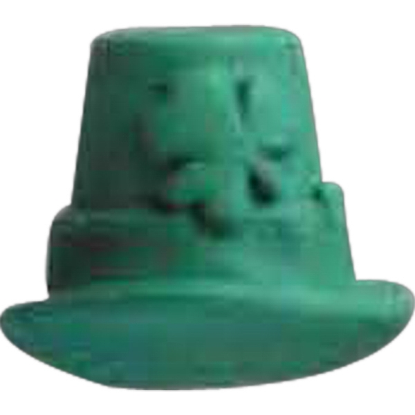 Promotional Leprechaun Hat Pencil Top Eraser