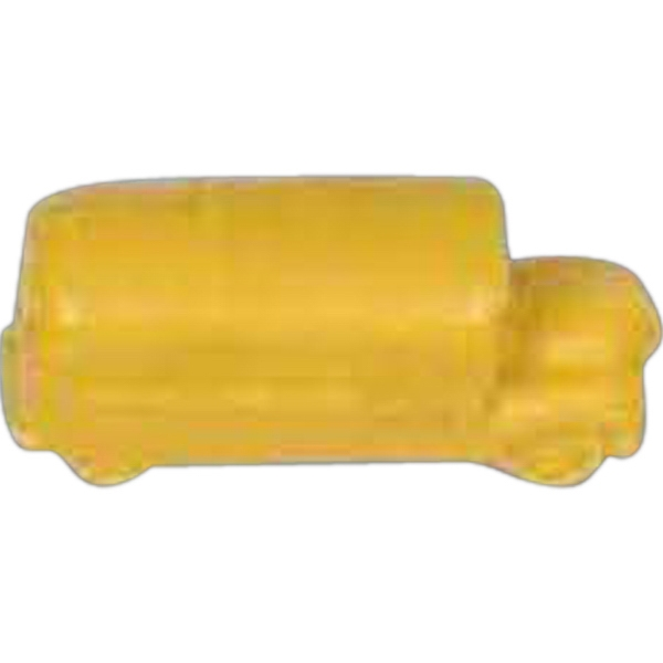 Personalized School Bus Pencil Top Eraser