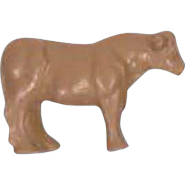 Promotional Beef Steer Pencil Top Eraser