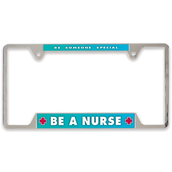 Promotional Metal License Plate Frame