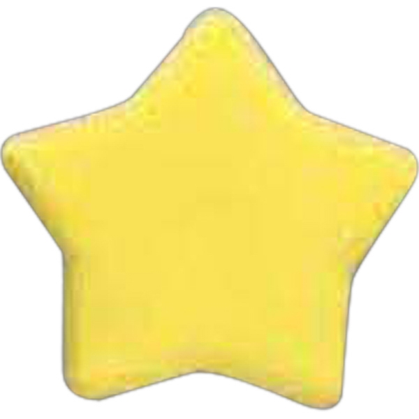 Promotional Star Pencil Top Eraser