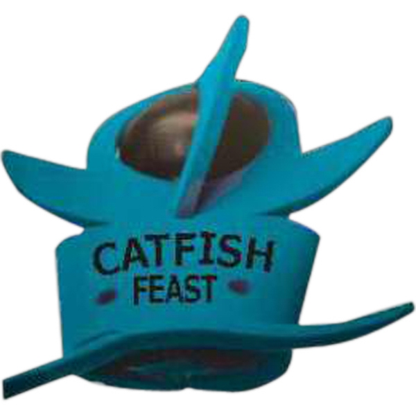 Personalized Foam Animal Hat - Catfish