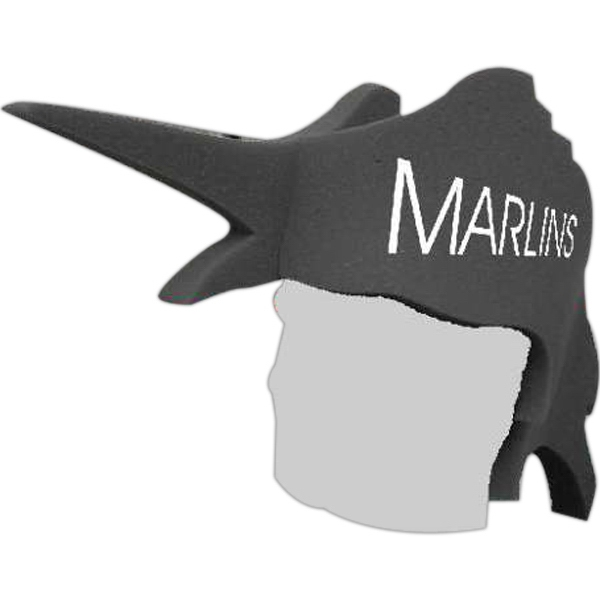 Custom Foam Animal Hat - Marlin