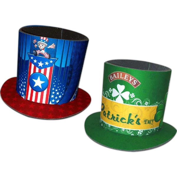Personalized Foam Top Hat - St. Patrick's Day