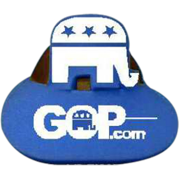 Customized GOP Elephant Foam Pop-Up Visor