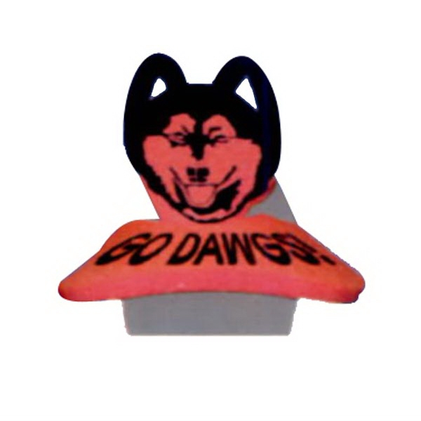 Promotional Husky Foam Pop-Up Visor