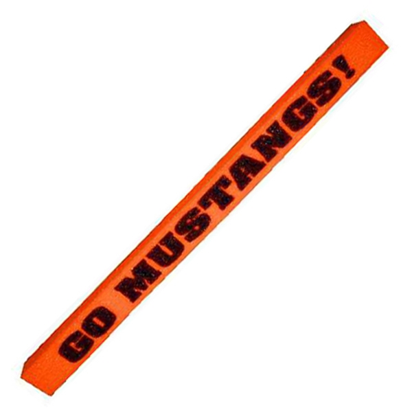 "Imprinted Foam Spirit Stick (TM) - 20"" x 2"""