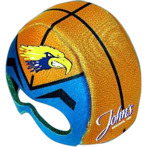 Personalized Foam Rally Sport Helmet - Basketball