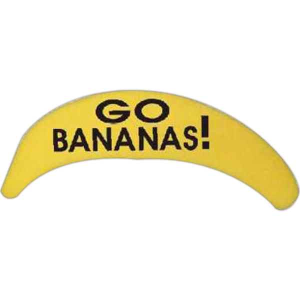 Personalized Foam Banana