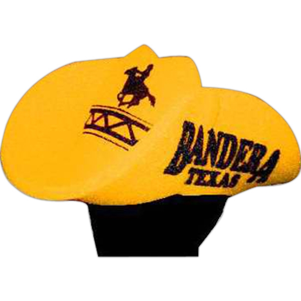 Promotional Foam Cowboy Hat/Visor