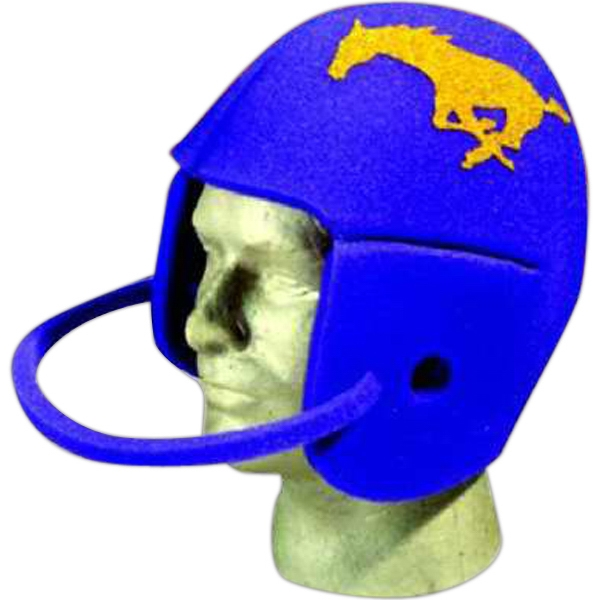 Custom Foam Promo Football Helmet