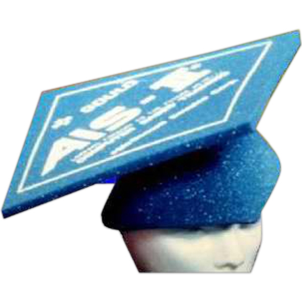 Printed Foam Graduation Hat