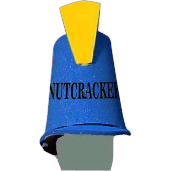 Promotional Foam Toy Soldier/Nutcracker Hat