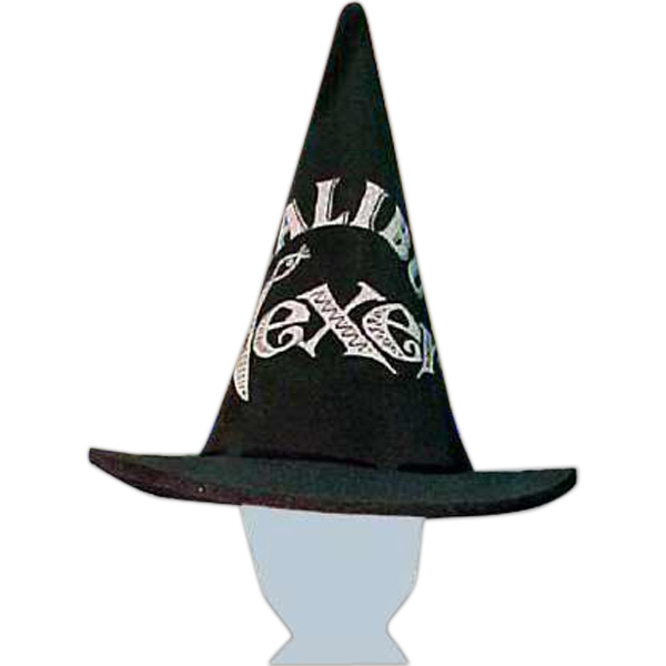 Personalized Foam Witch's Hat