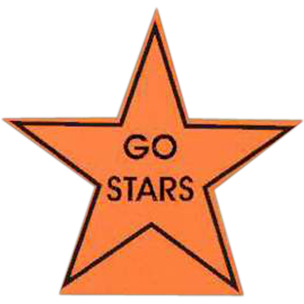 Personalized Foam Star Mitt
