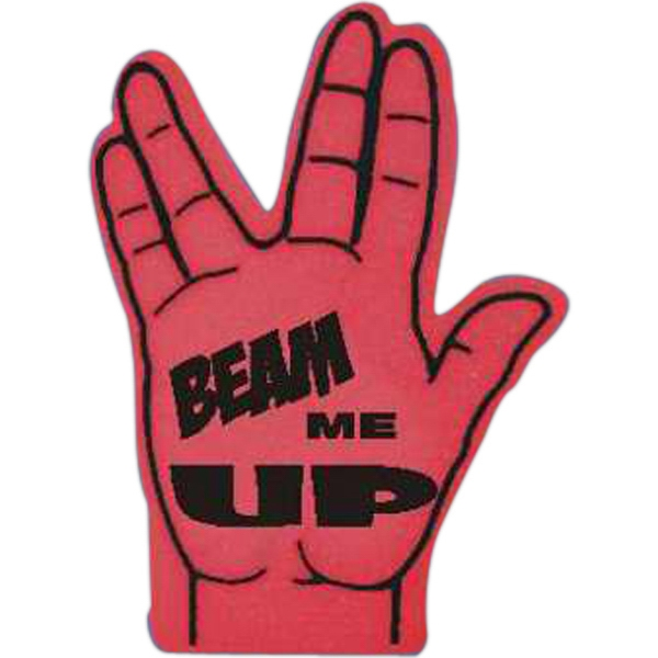 Promotional Foam Trek Hand