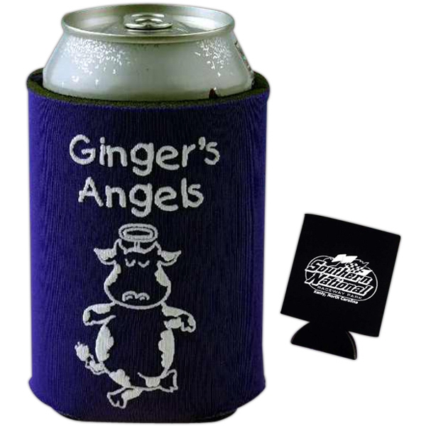 Personalized Collapsible Can Holder