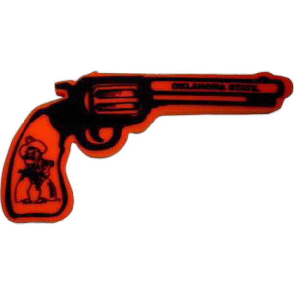 Imprinted Foam Pistol Spirit Waver