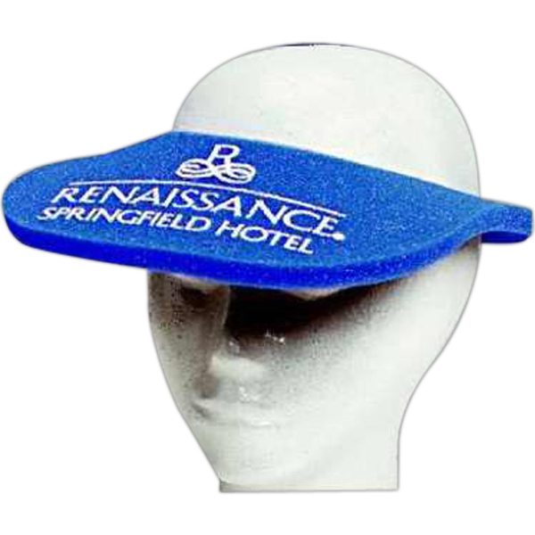 Customized Foam Visor Headwear