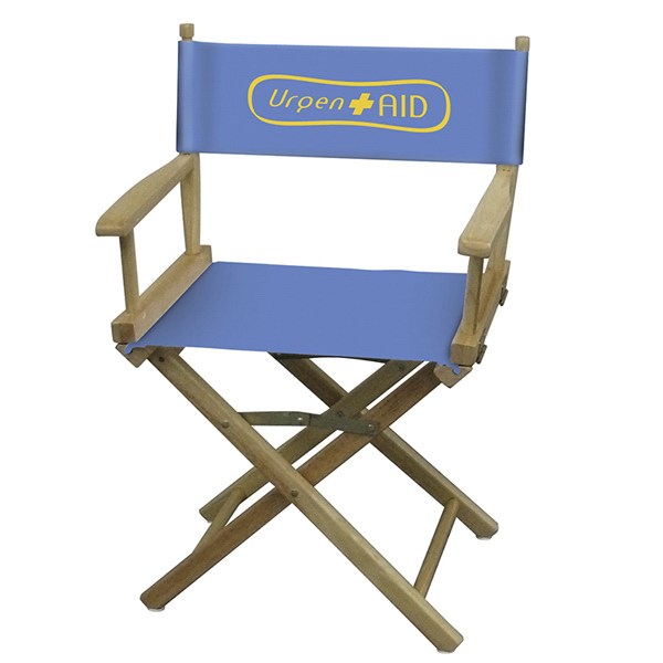 Customized Directors Chair 1-Color Imprint
