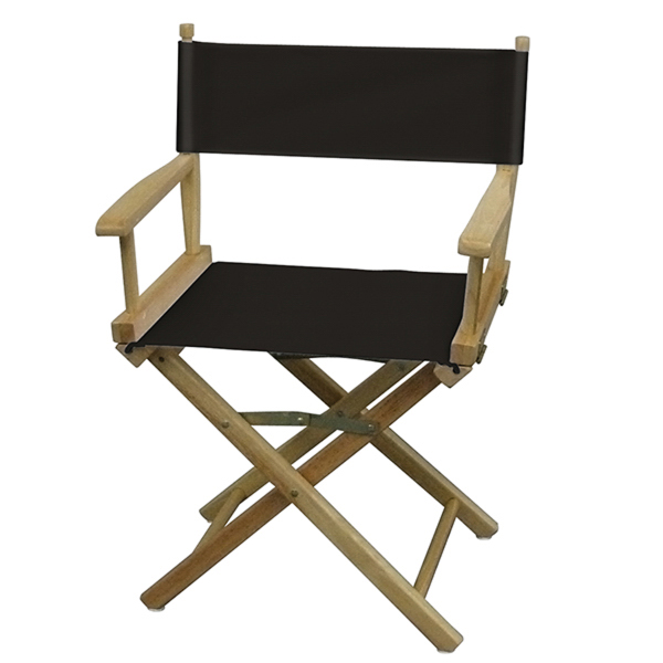 Promotional Directors Chair Unimprinted