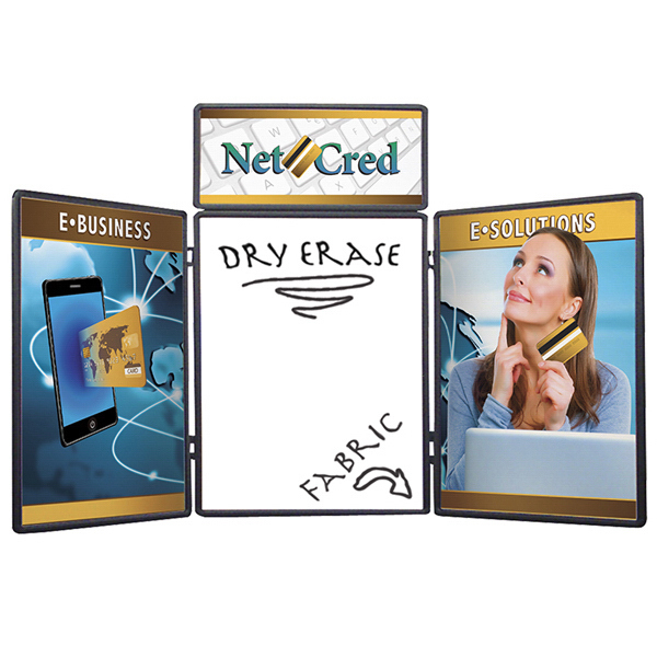 Personalized Show 'N Write Kit C Display, Graphic Header & Graphic Panels