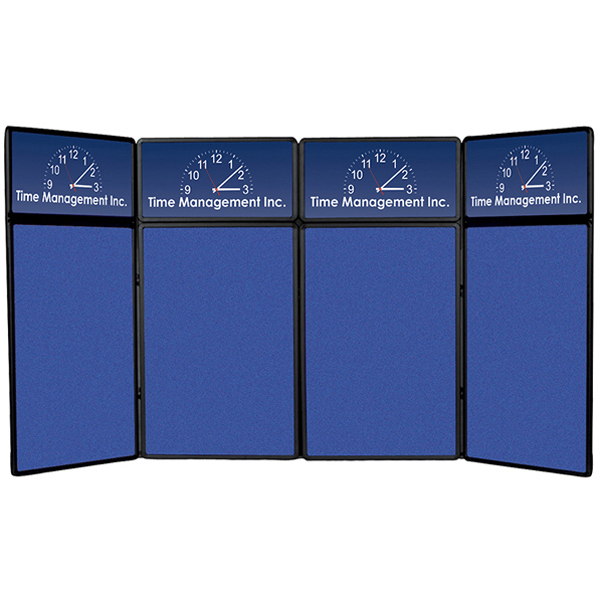 Imprinted Show 'N Fold Kit B Display & Graphic Header