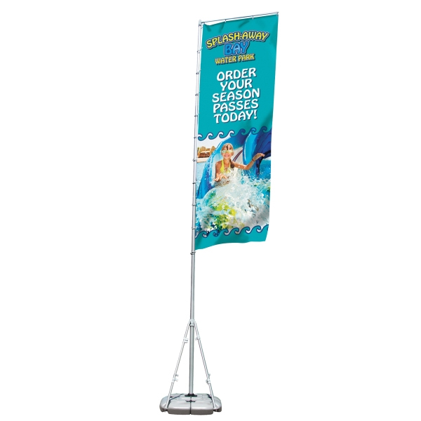 Promotional Giant Outdoor Banner Display