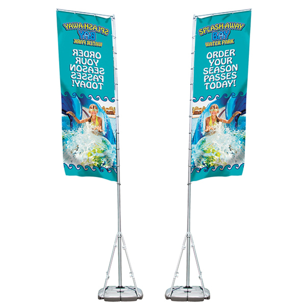 Personalized Giant Outdoor Banner Display