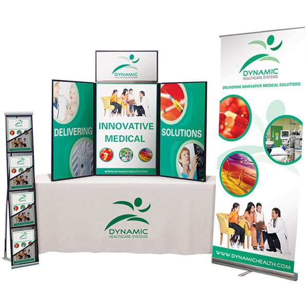 Promotional Table Top Classic Total Show Package