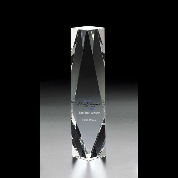Customized Algiers Large Optically Perfect Award