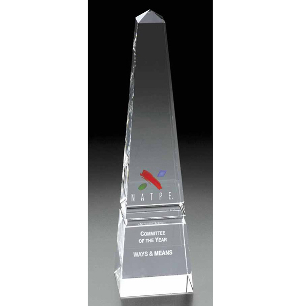 Personalized Apex Medium Optically Perfect Award