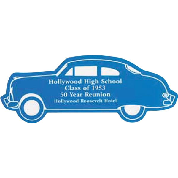 Imprinted Classic Car Magnet