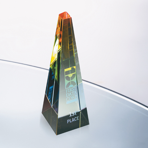 Promotional Spectrum Obelisk Large Dichroic Award