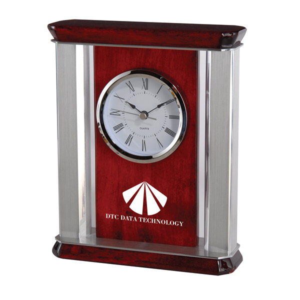 Personalized St. Lawrence Clock