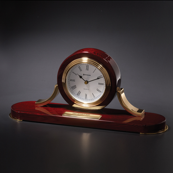 Customized St James Elegant Clock