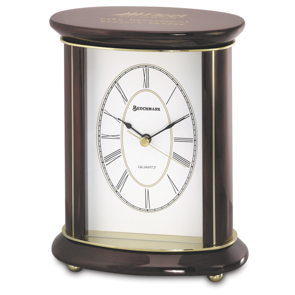 Imprinted St Agnes Clock