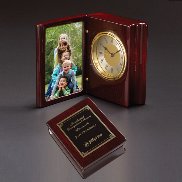 Personalized Writ Clock / Frame