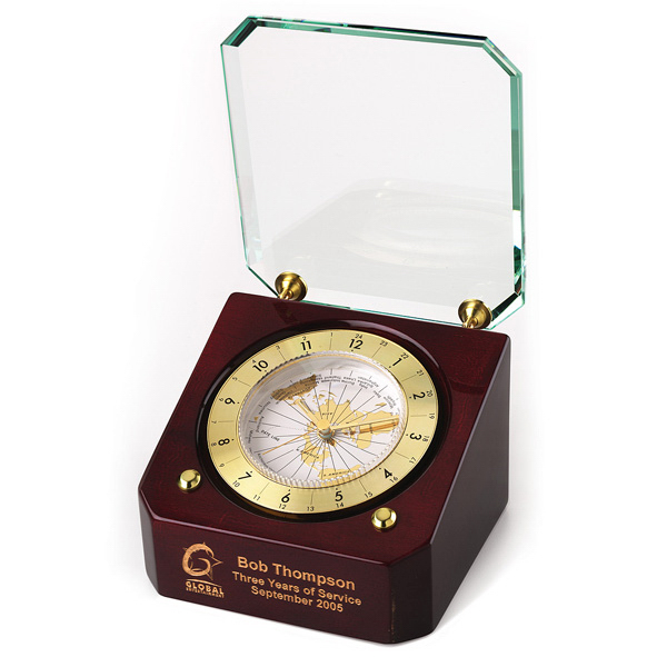 Personalized General's Clock