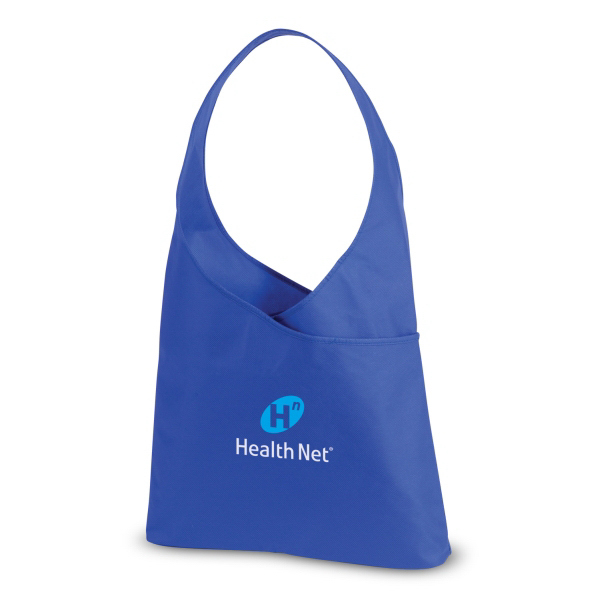 Printed Non-Woven Sling Tote