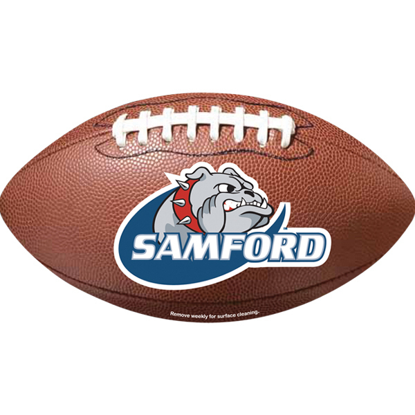 Promotional Football Car Sign Magnet