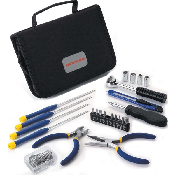 Promotional The Total Package Tool Set
