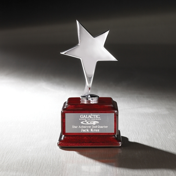 Printed Astronomy Star Award