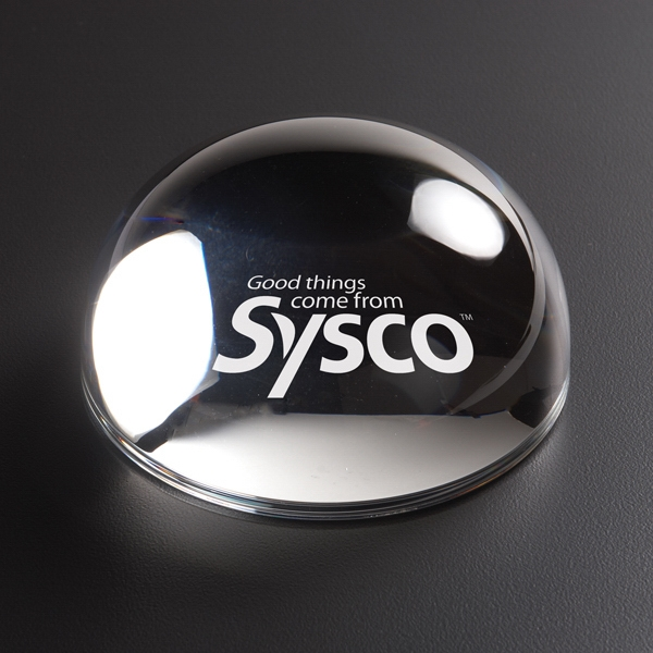 Promotional Magnifying Paperweight
