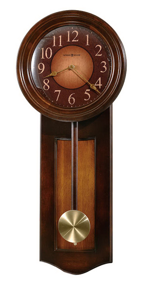 Promotional Avery Wall Clock Recognition Award