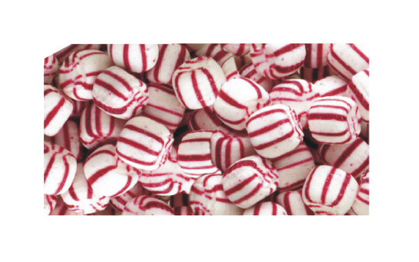 Personalized Soft Peppermints Candy