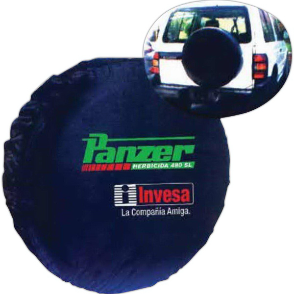 Personalized Auto tire cover