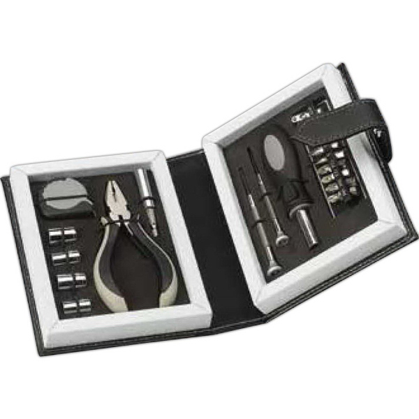Printed Men's executive tool set